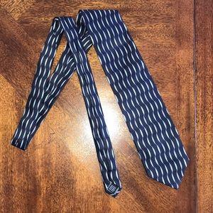 Boca Classics Marine Blue Tie
